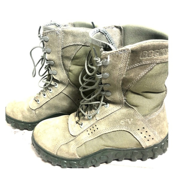 Rocky Other - Men's rocky military special ops boots 8.5 s2v